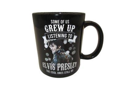 Mug Grew Up Listening To Elvis Presley