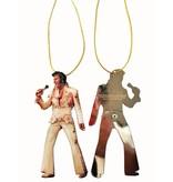 Elvis Swinging Legs Ornament Aloha From Hawaii