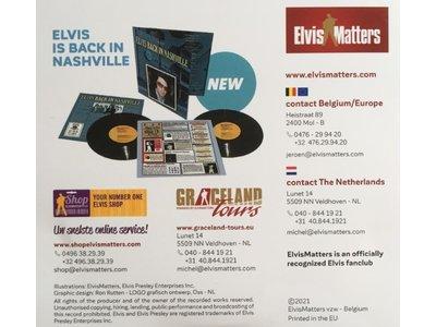 Magazine Met CD - ELVIS 74