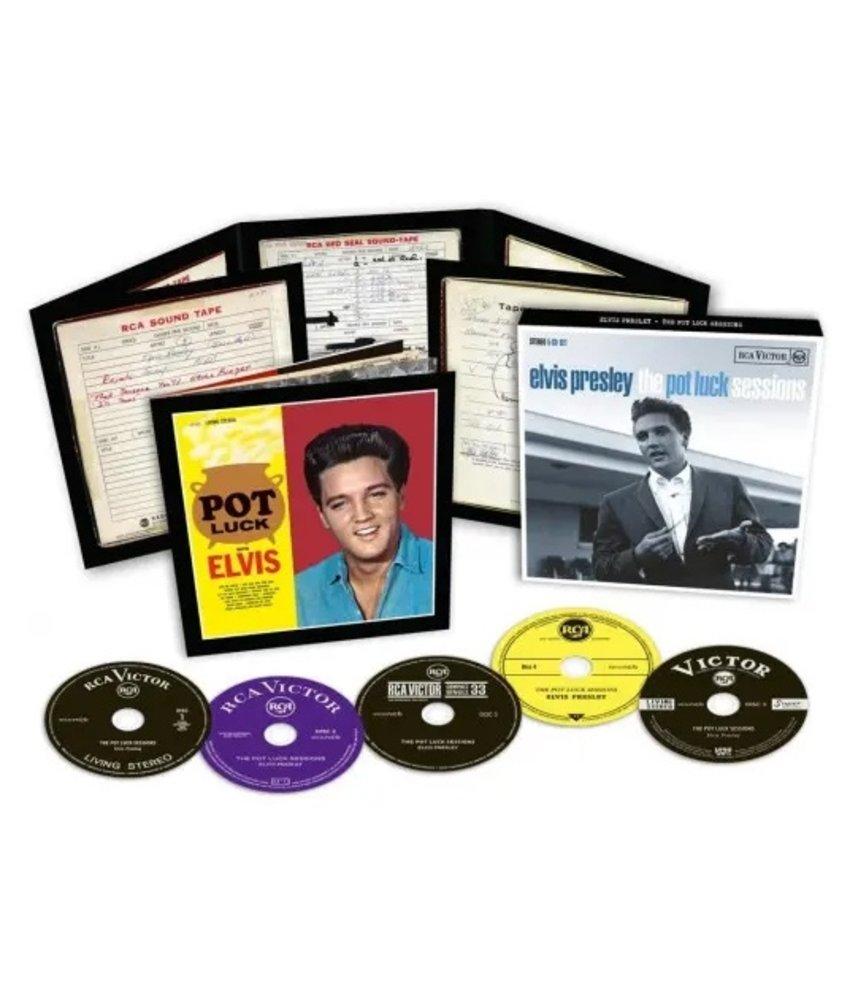 Elvis: The Pot Luck Sessions - FTD 5 CD Set