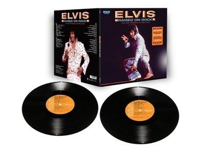 FTD FTD Vinyl - Elvis : Raised On Rock