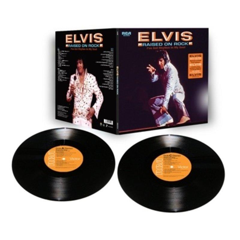 FTD Vinyl - Elvis : Raised On Rock
