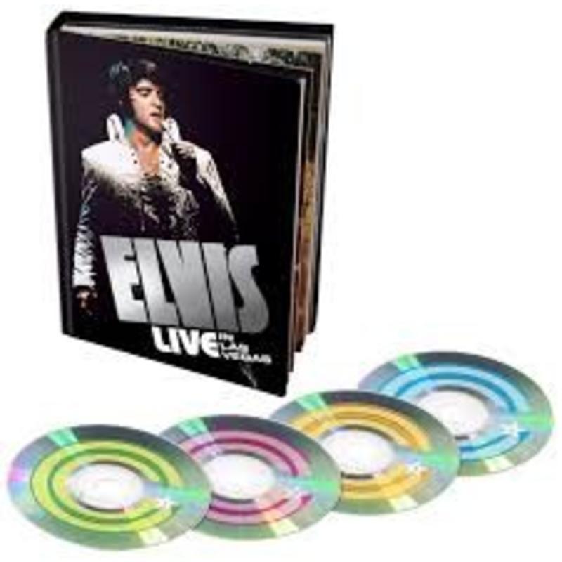 Live In Las Vegas (4CD budget box)