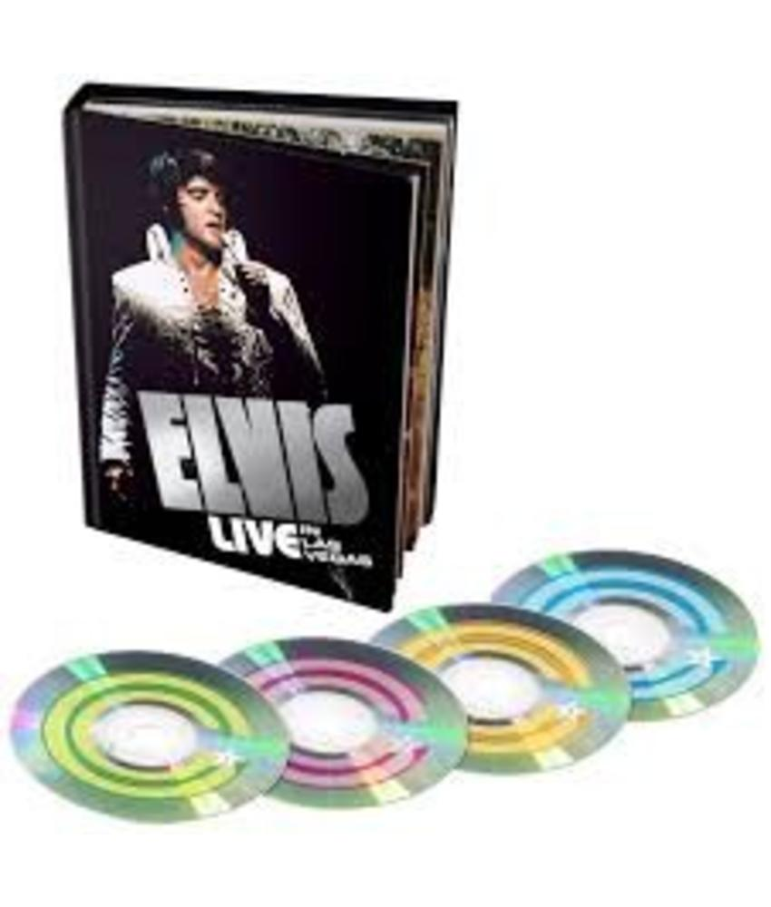 Live In Las Vegas (4CD budget box)