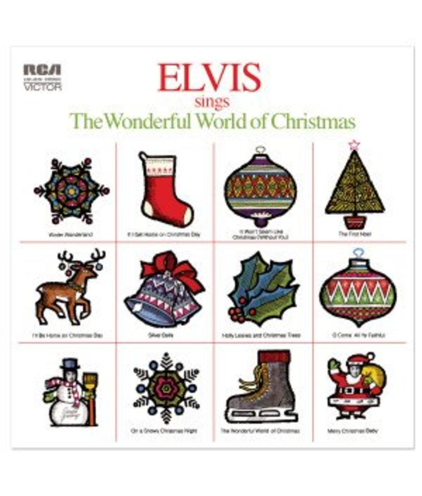 FTD - Elvis Sings The Wonderful World of Christmas