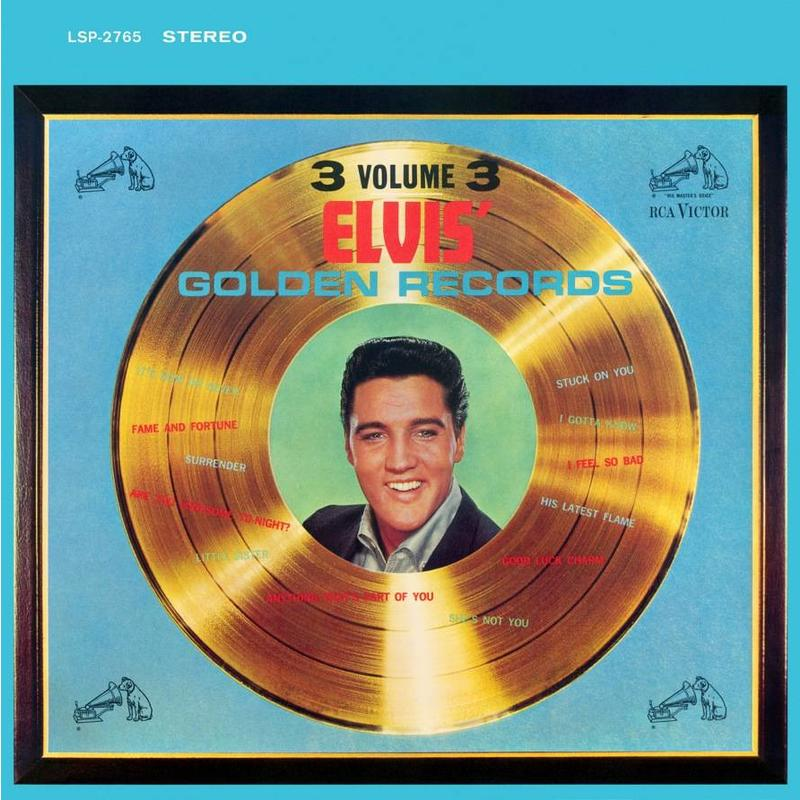 FTD - Elvis' Golden Records Vol. 3