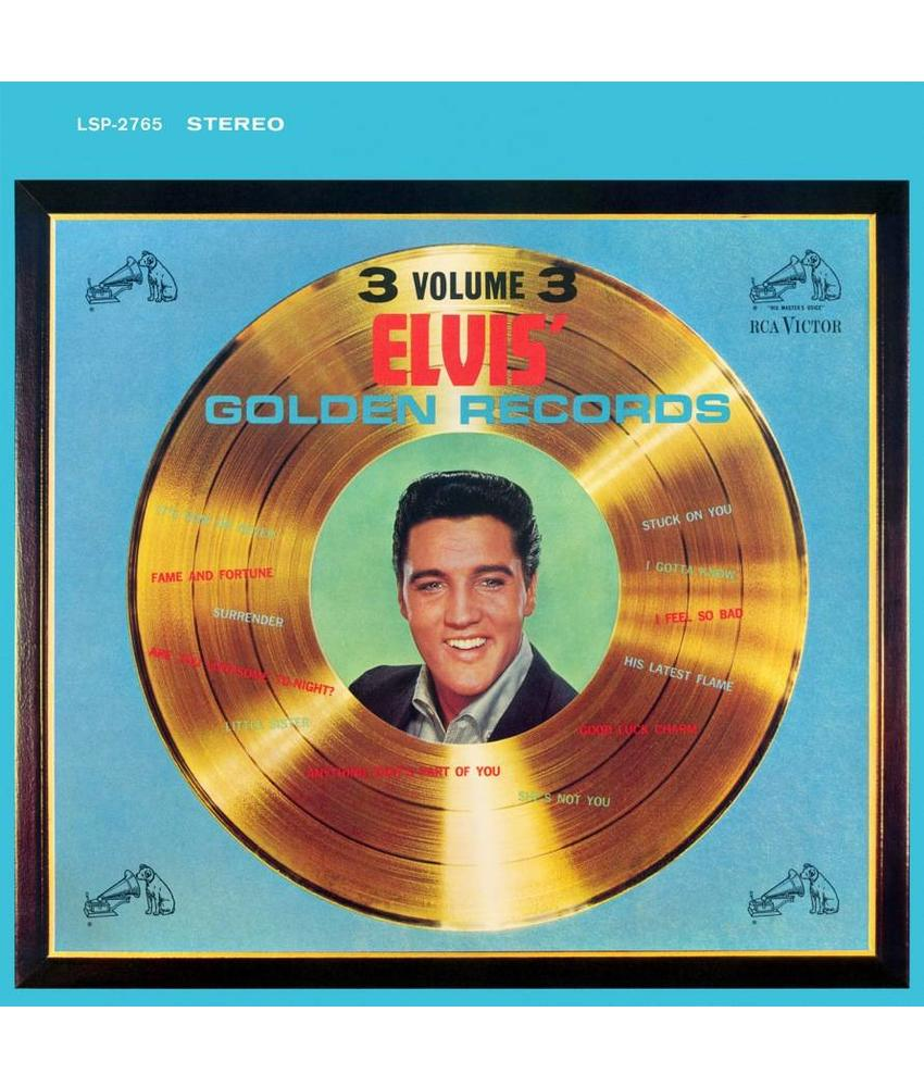 FTD - Elvis' Golden Records Vol.3