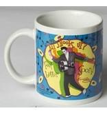 Elvis Mug All Shook Up