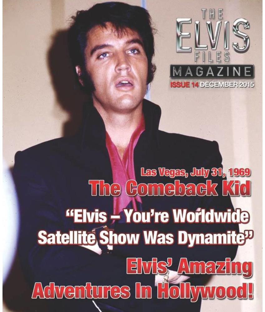 Elvis Files Magazine - Nr. 14