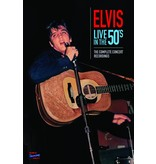 MRS - Elvis Live In The 50's - The Complete Concert Recordings - 3 CD Box-Set