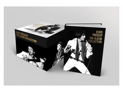 Elvis Presley - The Album Collection (60CD Box)