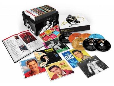 Elvis Presley - The Album Collection (60CD Boxset)