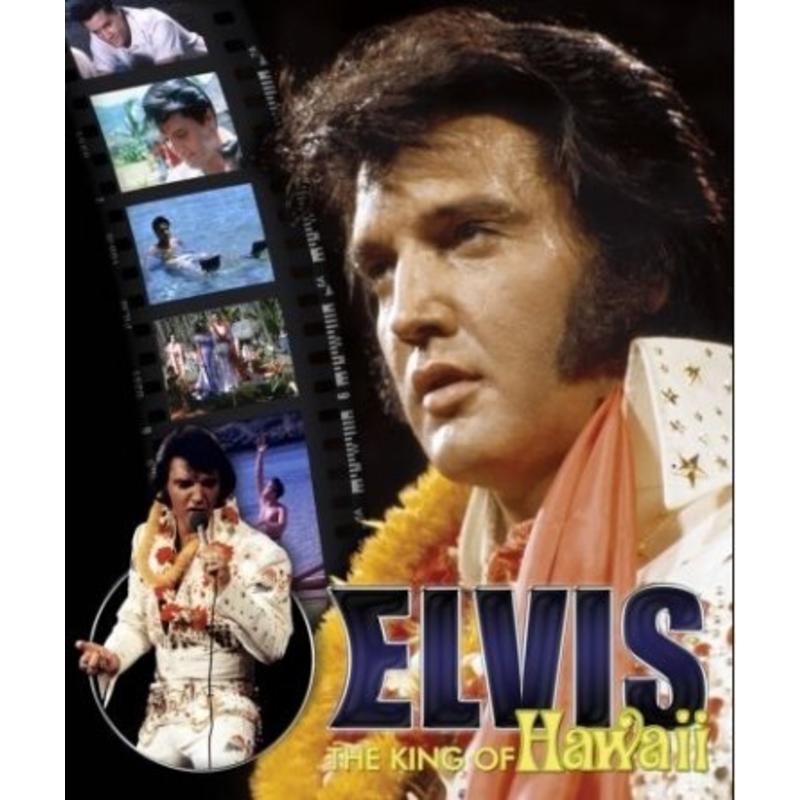 Elvis, The King Of Hawaii
