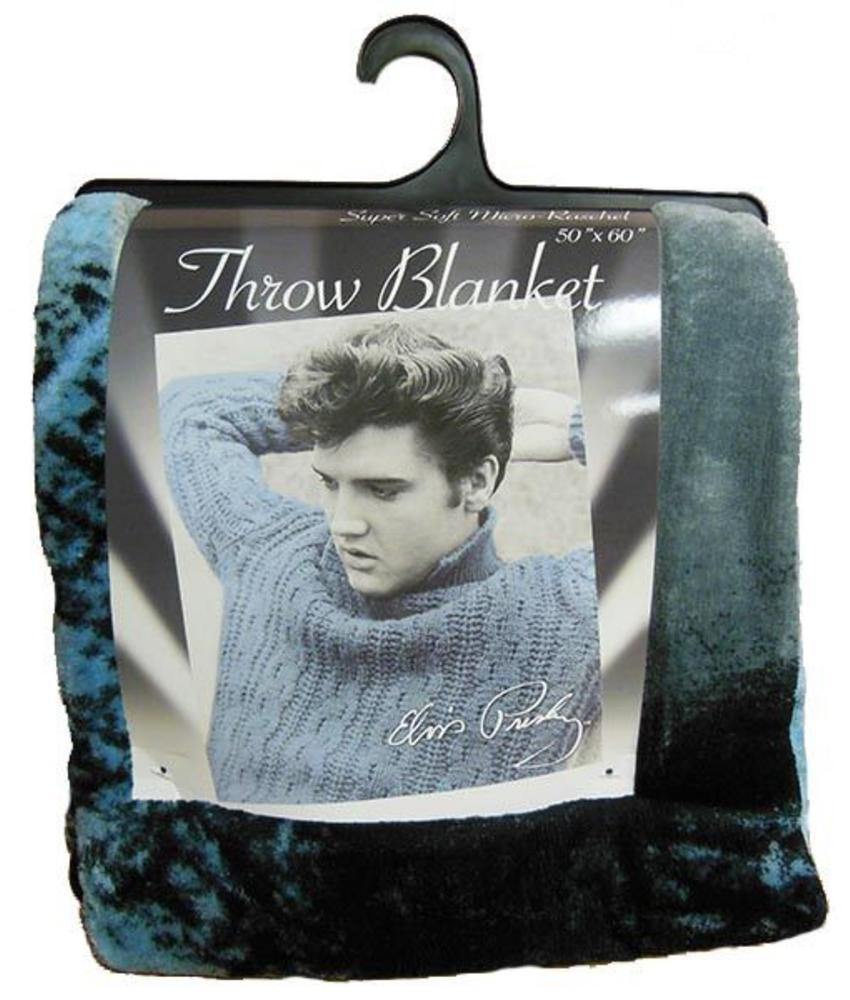Deken Elvis Blue Sweater