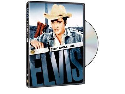 DVD - Stay Away,Joe