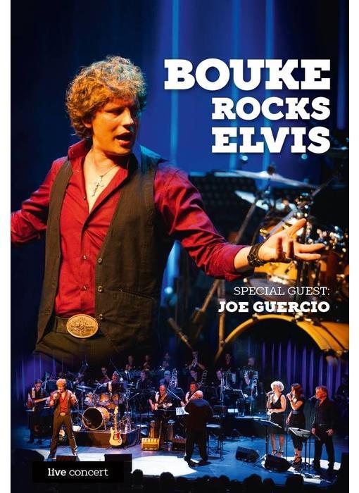Bouke Rocks Elvis (DVD)
