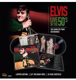 MRS - ELVIS LIVE IN THE 50's - 2LP (Limited Edition)