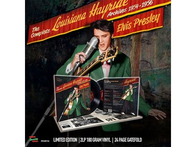 MRS - Elvis Presley - The Complete Louisiana Hayride Archives 1954 – 1956 - 2LP (Limited Edition)