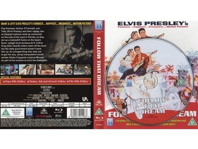Follow That Dream - Blu-Ray