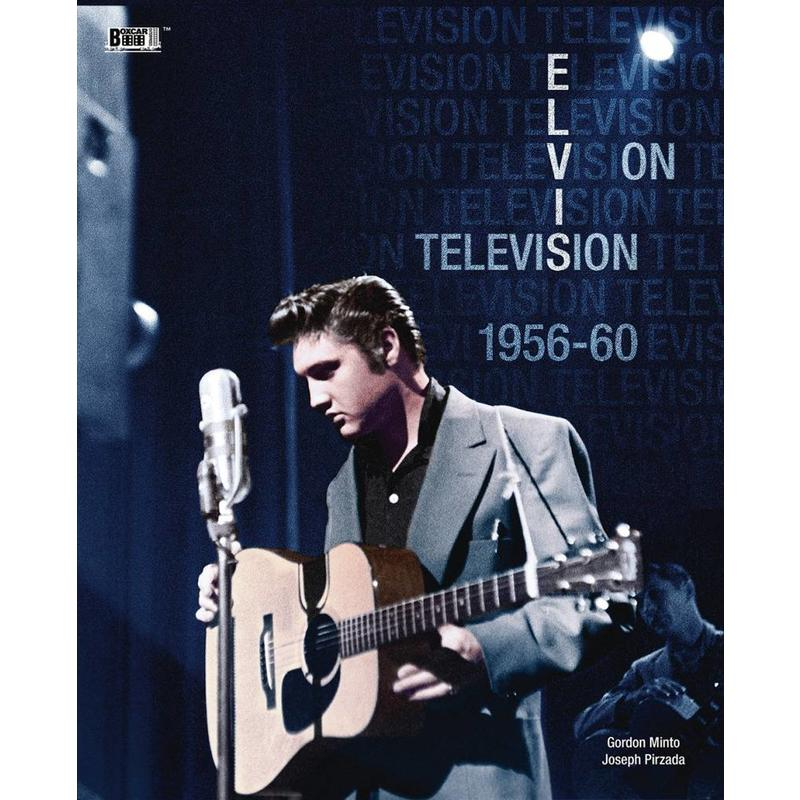 Elvis on Television (1956-1960) Boek MRS