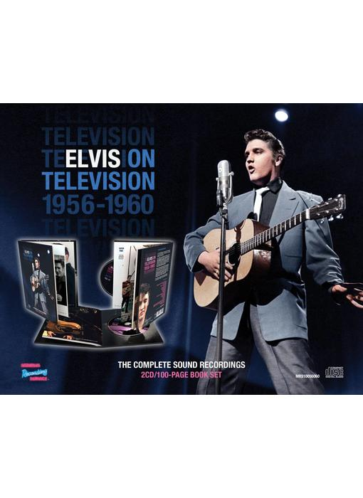 Elvis On Television - 2 CD 1956-1960 The Complete Sound Recordings