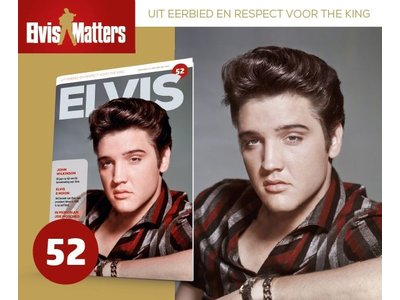 Magazine CD - ELVIS 52