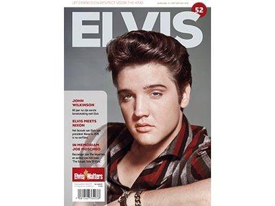 Magazine met CD - ELVIS 52