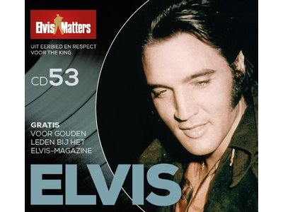 Magazine CD - ELVIS 53