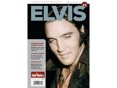 Magazine met CD - ELVIS 53