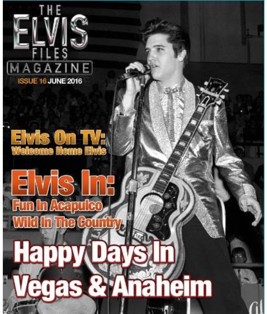Elvis Files Magazine - Nr. 16