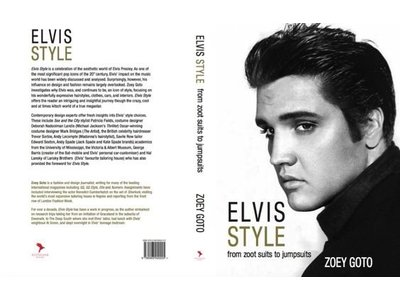 """""""Elvis Style: From Zoot Suits To Jumpsuits'"""
