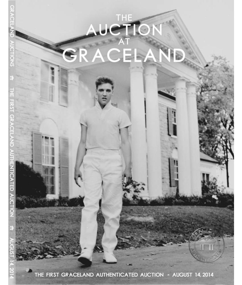 Graceland - Elvis Auction Catalog - August 2014