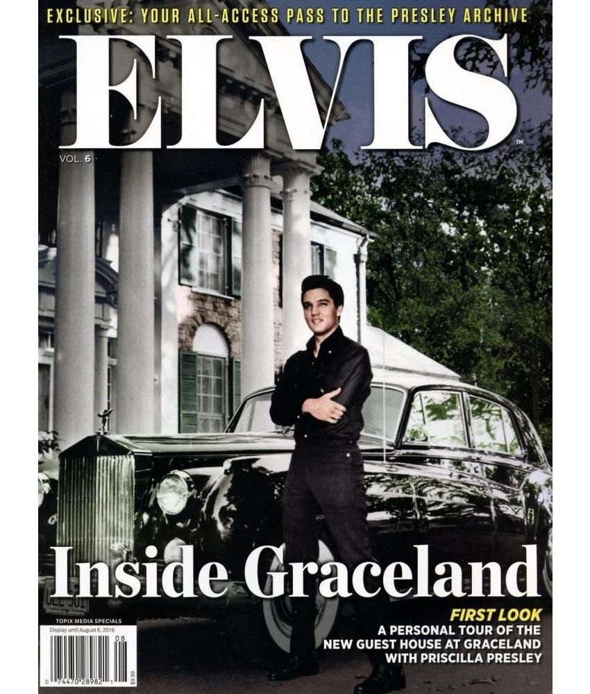 ELVIS: The Official Collector's Edition Volume 6