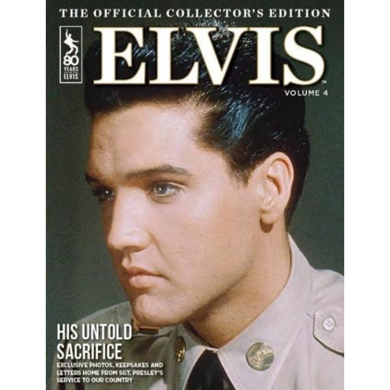 ELVIS: The Official Collector's Edition Volume 4