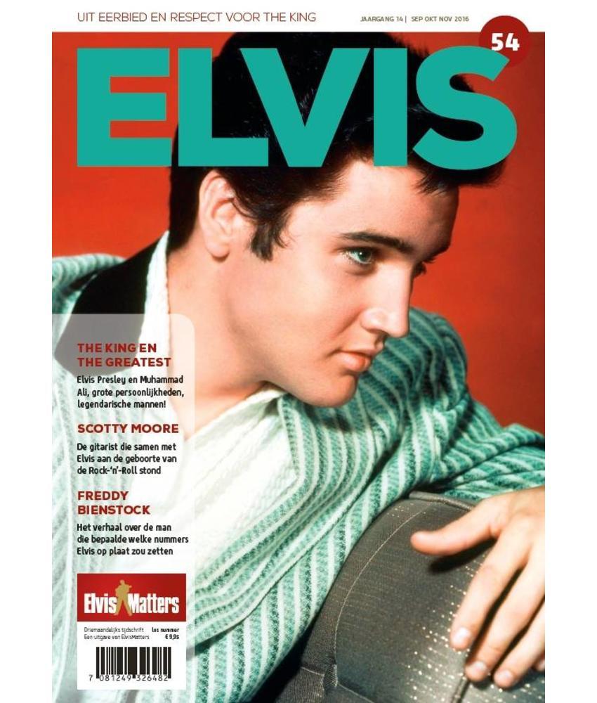 Magazine - ELVIS 54