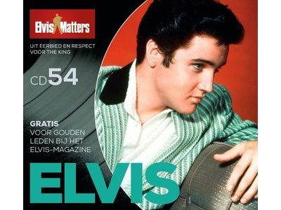 Magazine CD - ELVIS 54
