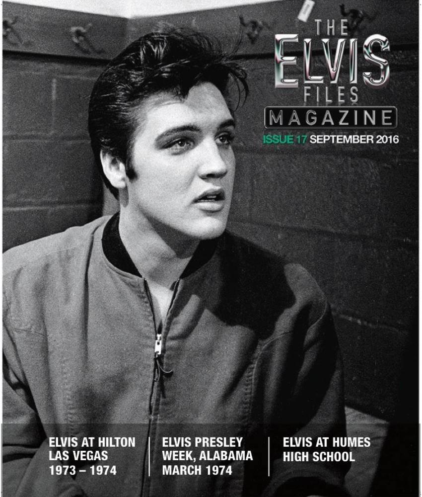 Elvis Files Magazine - Nr. 17