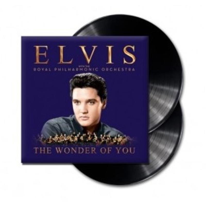 Elvis - The Wonder Of You (with The Royal Philharmonic Orchestra) 2LP