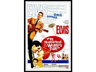 DVD - It Happened At The World's Fair