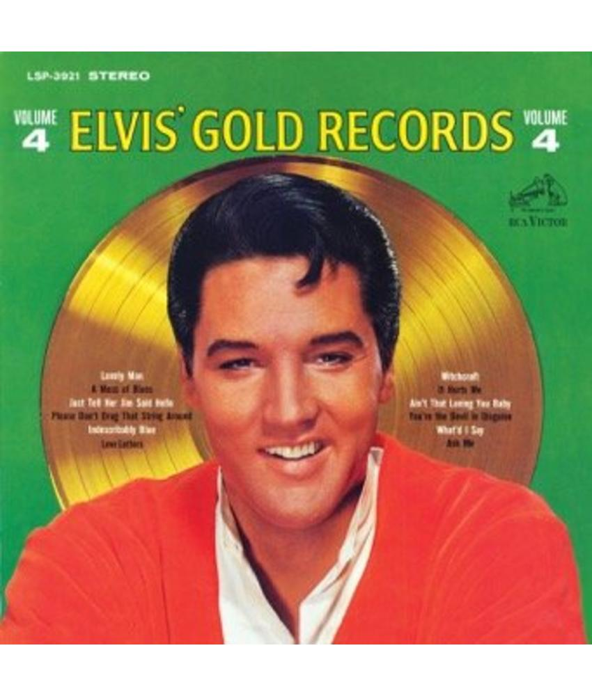 FTD - Elvis' Golden Records Volume 4