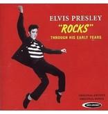 CD - Elvis Rocks - Through His Early Years