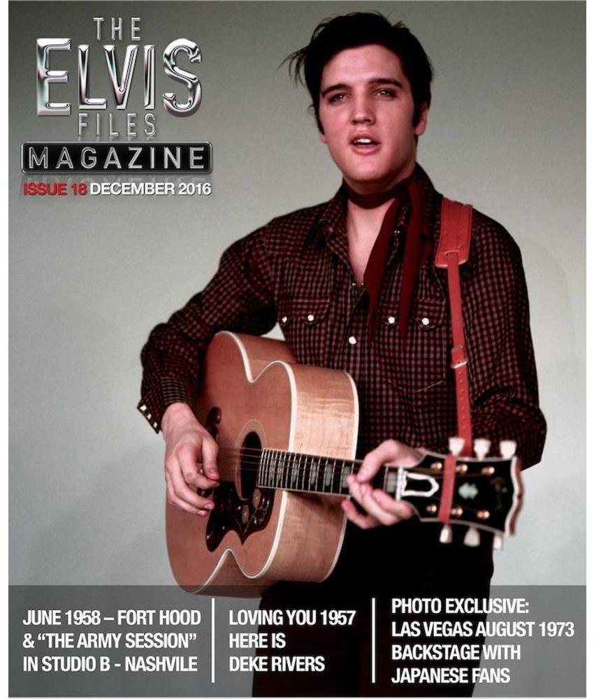 Elvis Files Magazine - Nr. 18