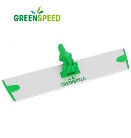 Greenspeed Vlakmopplaat Velcro basismodel