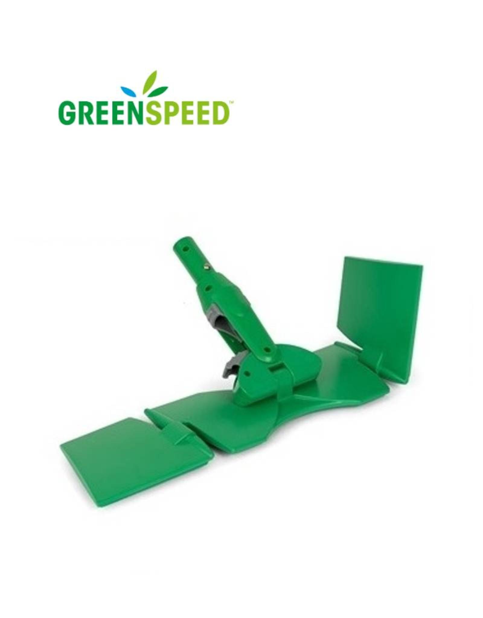 Greenspeed Winglet Multifix, zeer flexibele plaat (Velcro hechtsysteem)