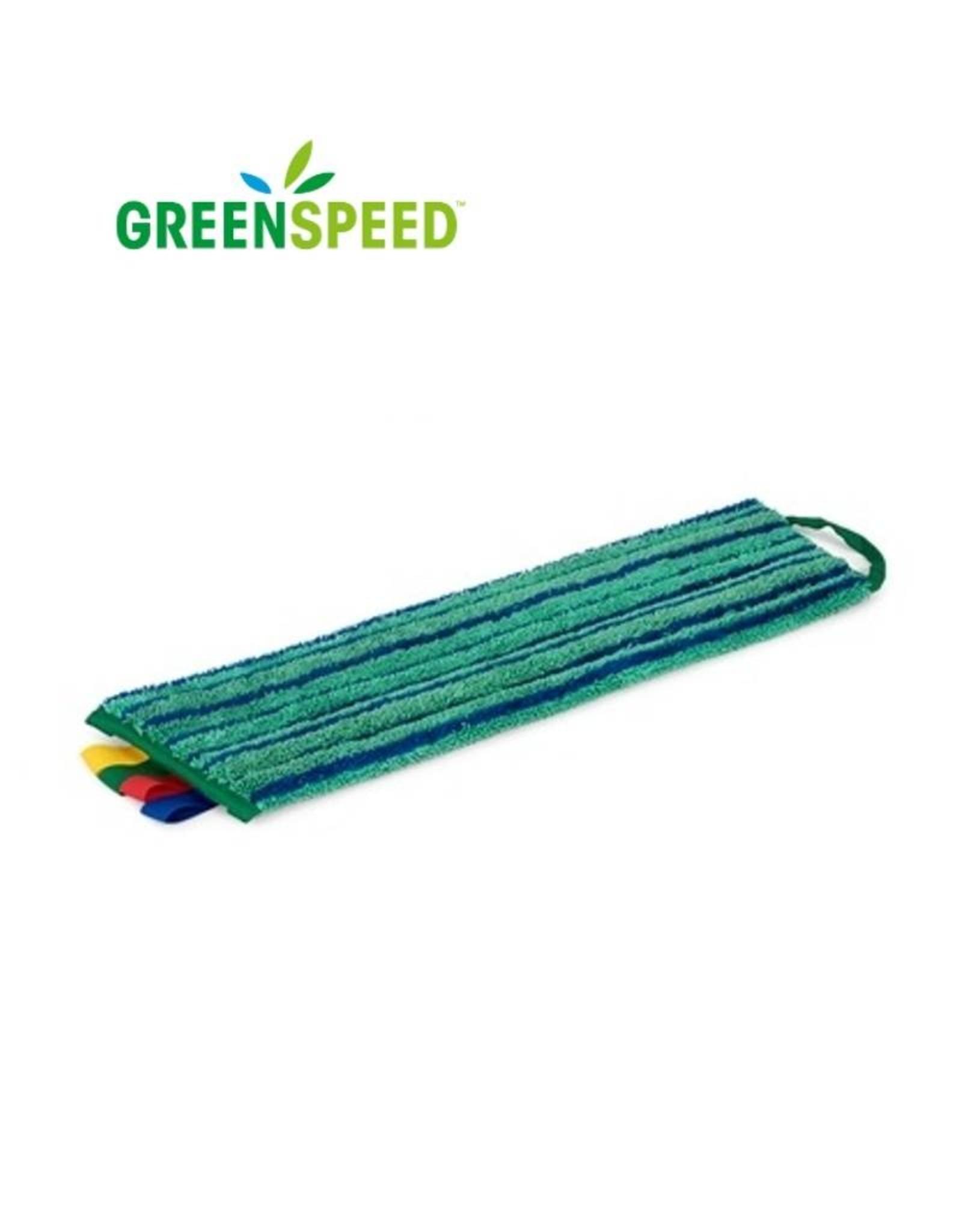Greenspeed Scrubmop, de vlakmop met schrobeffect