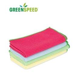 Greenspeed Heavy Duty Microvezeldoek 40x40 cm