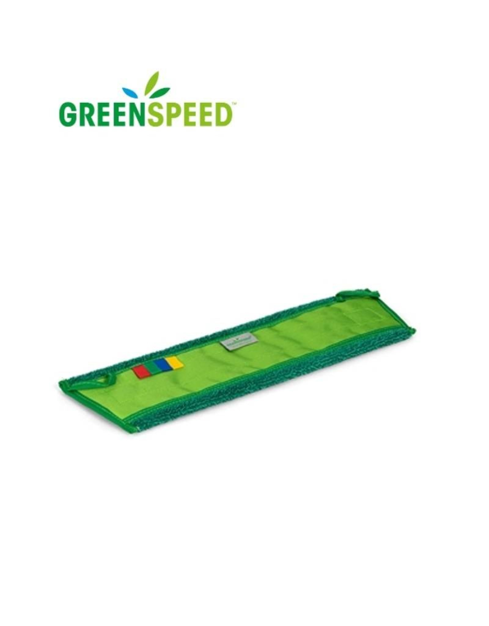 Greenspeed Complete set Click'm vlakmopsysteem