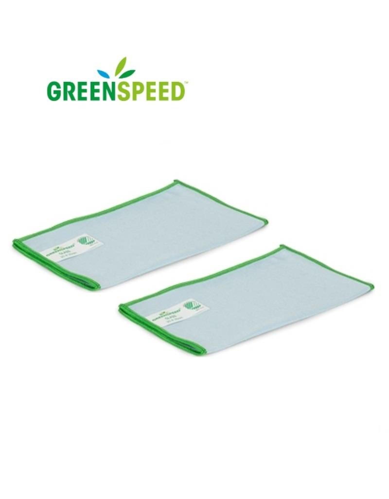 Greenspeed Greenspeed mini glasdoek (set van 2)