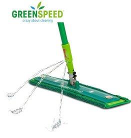 Greenspeed Neusje van de zalm: Click'm vlakmopsysteem met magneethechting