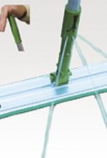 Greenspeed Sprenklersteel in 2 lengtematen, met vulfles